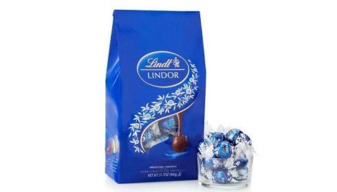 ترافل شکلات تلخ لیندور لیندنت