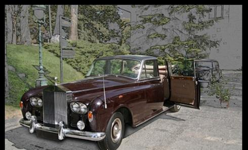 موزه خودروهای اختصاصی نیاوران