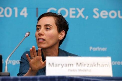 مريم ميرزاخاني