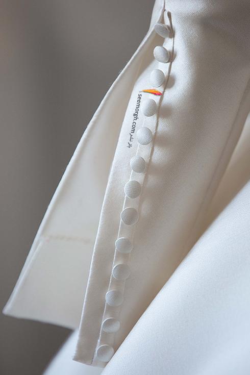 مراحل طراحی لباس عروس میراندا کر Miranda Kerr توسط برند دیور Dior - عکس شماره 5