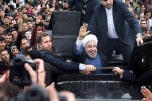 حرکت جالب محافظ رئیس جمهور آقای روحانی + عکس!