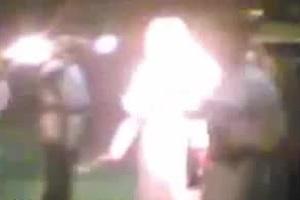 داغ ترین موضوع سایتها: این مرد نورانی در مسجد النبی کیست؟