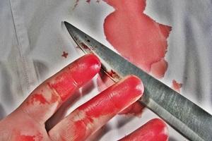 شکنجه دختر 13 ساله با ضربات قمه توسط مرد ناشناس