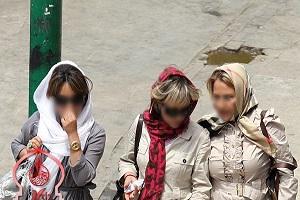 توصیف وضعیت زنان بی حجاب در جامعه
