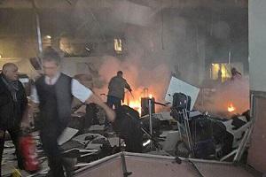 آخرین خبرها از انفجار در فرودگاه استانبول/ درمیان کشته شدگان ایرانی هم هست؟