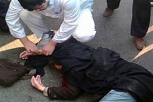 سقوط مرموز دختر 16 ساله از پل عابرپیاده در خزانه