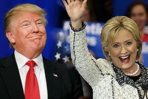 تقلب در انتخابات آمریکا و پیروزی کلینتون