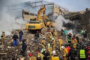 کشف جسد 4 شهروند از زیر آوار پلاسکو
