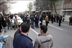 شهادت 12 نفر در حوادث تروریستی امروز تهران