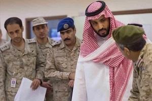 ولیعهد سعودی مدعی شد که جنگ را به ایران خواهد کشید!