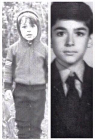 عکس های دیدنی از چهره محمدرضا گلزار از کودکی تا 37سالگی