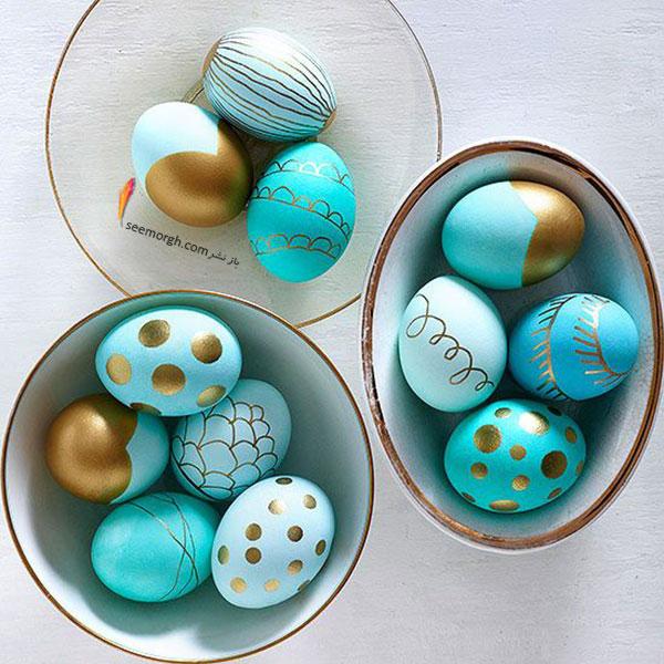 تخم مرغ,تخم مرغ هفت سین,تخم مرغ سفره هفت سین,تزیین تخم مرغ,تزیین تخم مرغ هفت سین,تزیین تخم مرغ سفره هفت سین,تزیین تخم مرغ سفره هفت سین با نگین و پودر اکلیل - مدل شماره 3