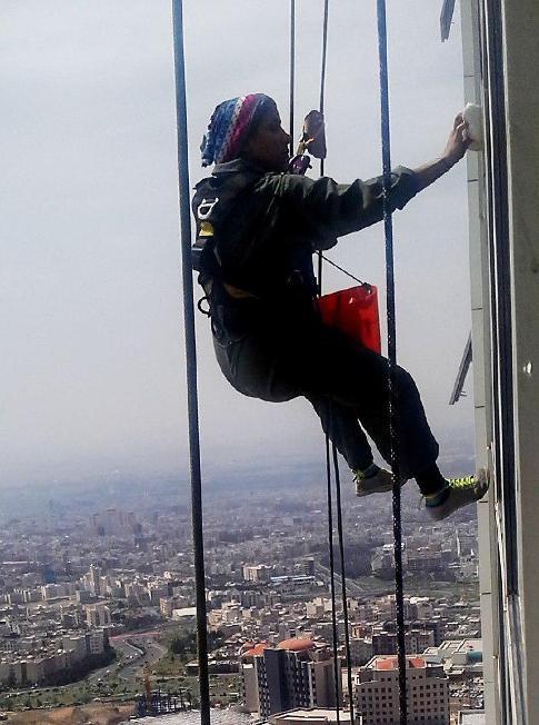 شجاعت باور نکردنی دختر تهرانی 1