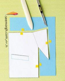 2 ایده برای کارت تبریک روز پدر + آموزش 2