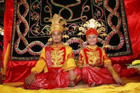 مراسم ازدواج در قبیله تایدونگ