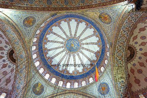 مسجد آبی - استانبول - ترکیه