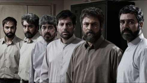 نمایی از فیلم سینمایی مزار شریف