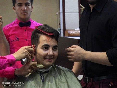 آرایشگاه مردانه به سبک ایرانی 6