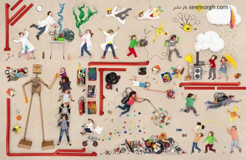 """عکس کتاب """"کونراد ویمل در شهر است"""" 4"""