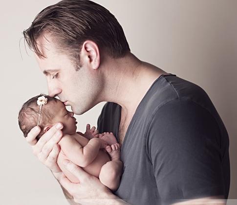عشق پدر به فرزند