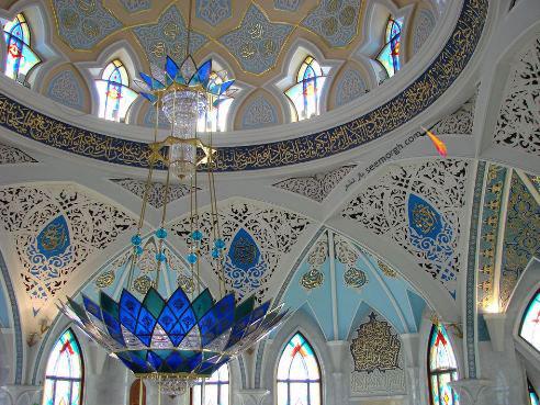 مسجد کول شریف - روسیه
