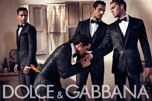 10 برند برتر و گران در زمینه مد و پوشاک,دولچه گابانا Dolce&Gabbana