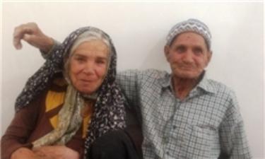 مسن ترین عروس و داماد ایرانی