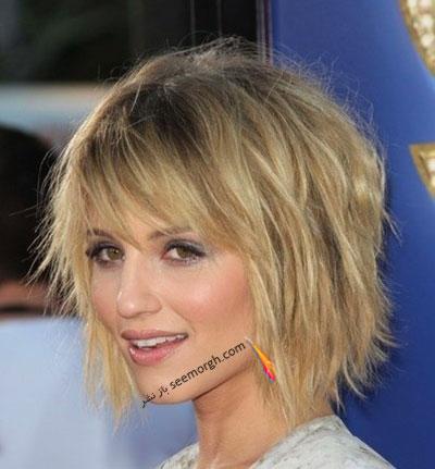 بهترین مدل مو برای موهای نازک و کم پشت