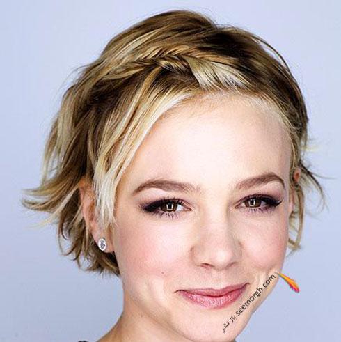 مدل مو برای موهای کم پشت و کم حجم