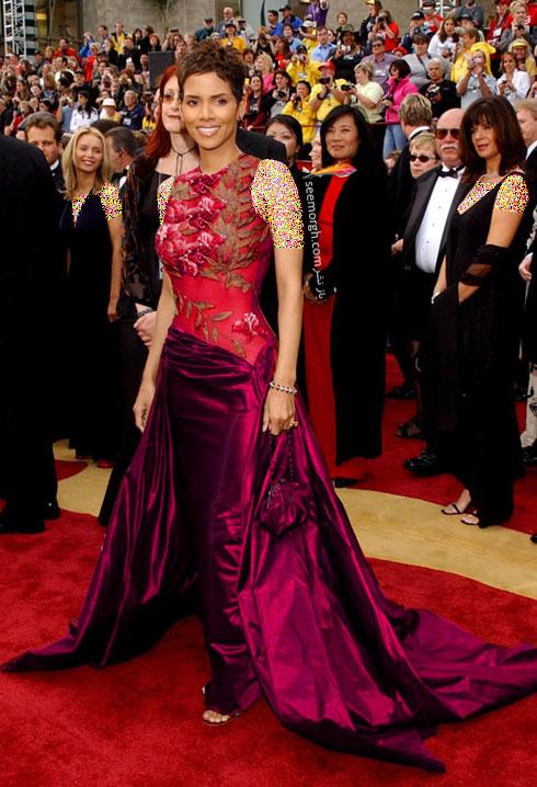 لباس های خاطره انگیز مراسم اسکار از گذشته تا کنون