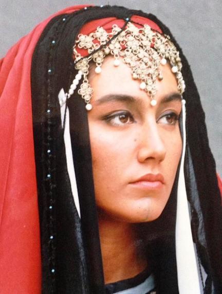 تست گریم هدیه تهرانی
