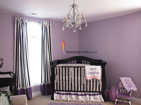 بهترین رنگها برای دکوراسیون اتاق کودک