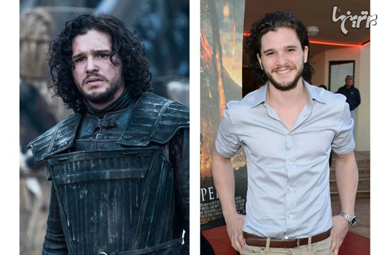 کیت هرینگتون  kit harington
