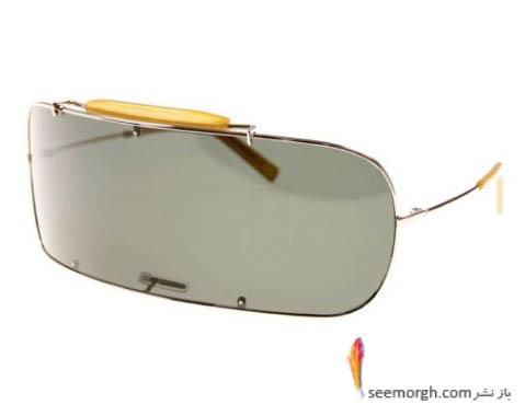 شیشه عینک کامل!!