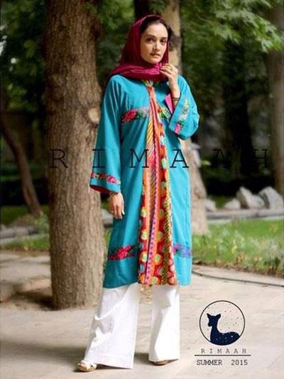 میترا حجار مدل برند ریماه Rimaah