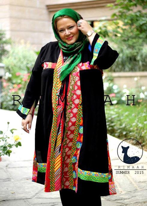 بهاره رهنما مدل برند ریماه Rimaah
