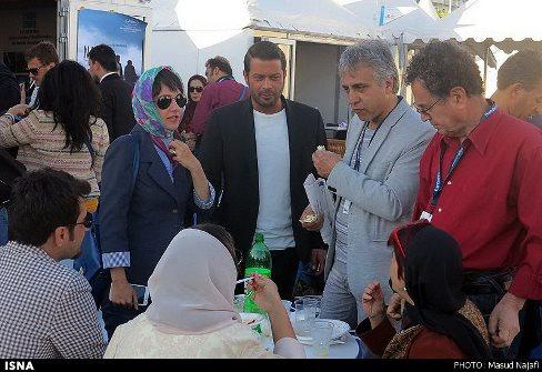 """مهمانی فیلم """"ناهید"""" در جشنواره کن 2015"""