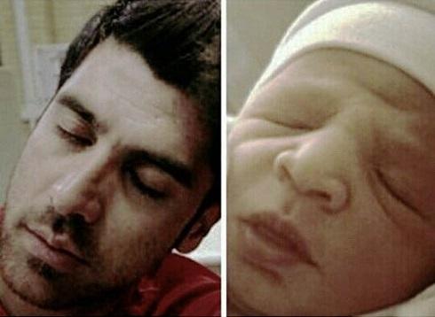 شهرام محمودی پدر شد + عکس های جالب و دیدنی از پسرش آرسام