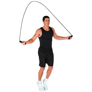 بسکتبال / طناب زدن برای افزایش قد