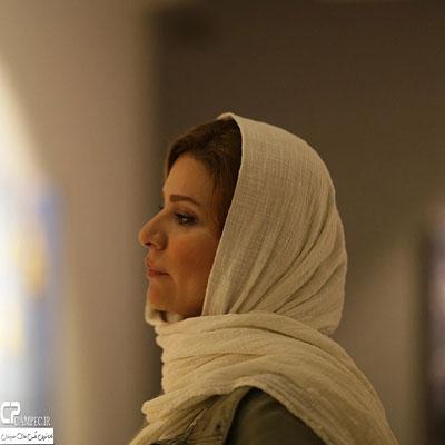 سحر دولت شاهی در گالری نقاشی -5