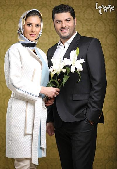 عسل امیرپور و سام درخشانی