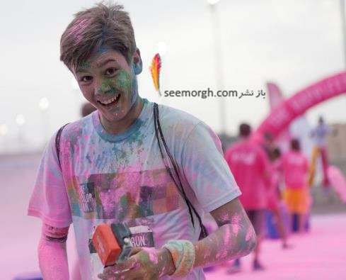 جشنواره رنگ ابوظبی 4