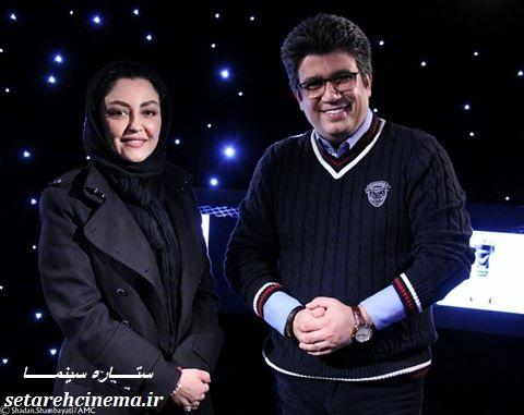رضا رشیدپور و شقایق فراهانی