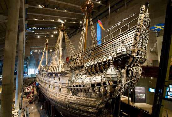 موزه Vasa - سوئد