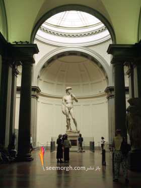 موزه گالری Accademia - ایتالیا