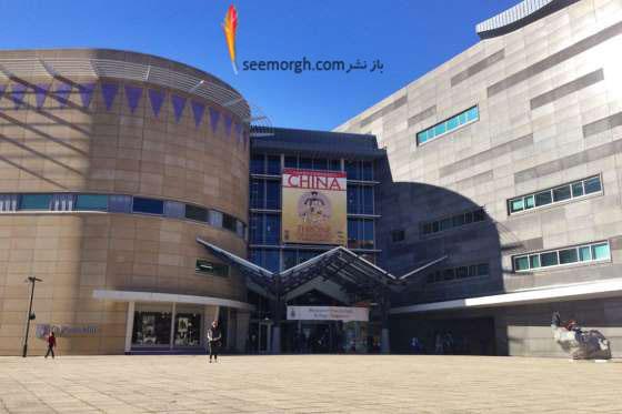 موزه New aealand - چین