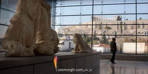 موزه Acropolis - یونان