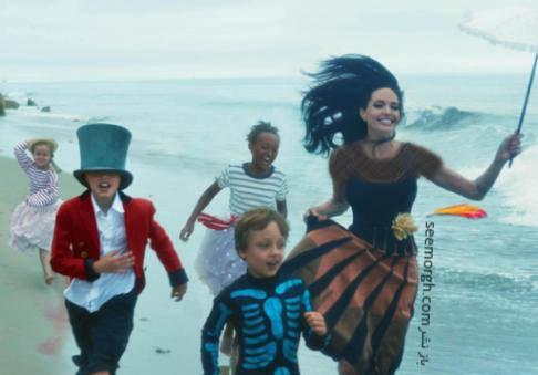تفریح در کنار ساحل