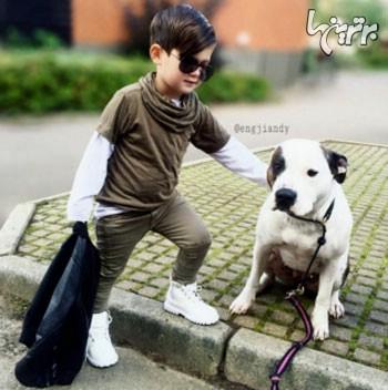 خوش تیپ ترین پسر در دنیای مد - عکس شماره 4