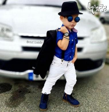 خوش تیپ ترین پسر در دنیای مد - عکس شماره 5